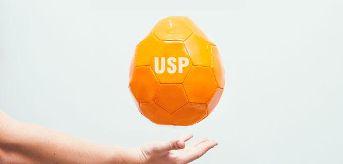 USP独特的销售主张