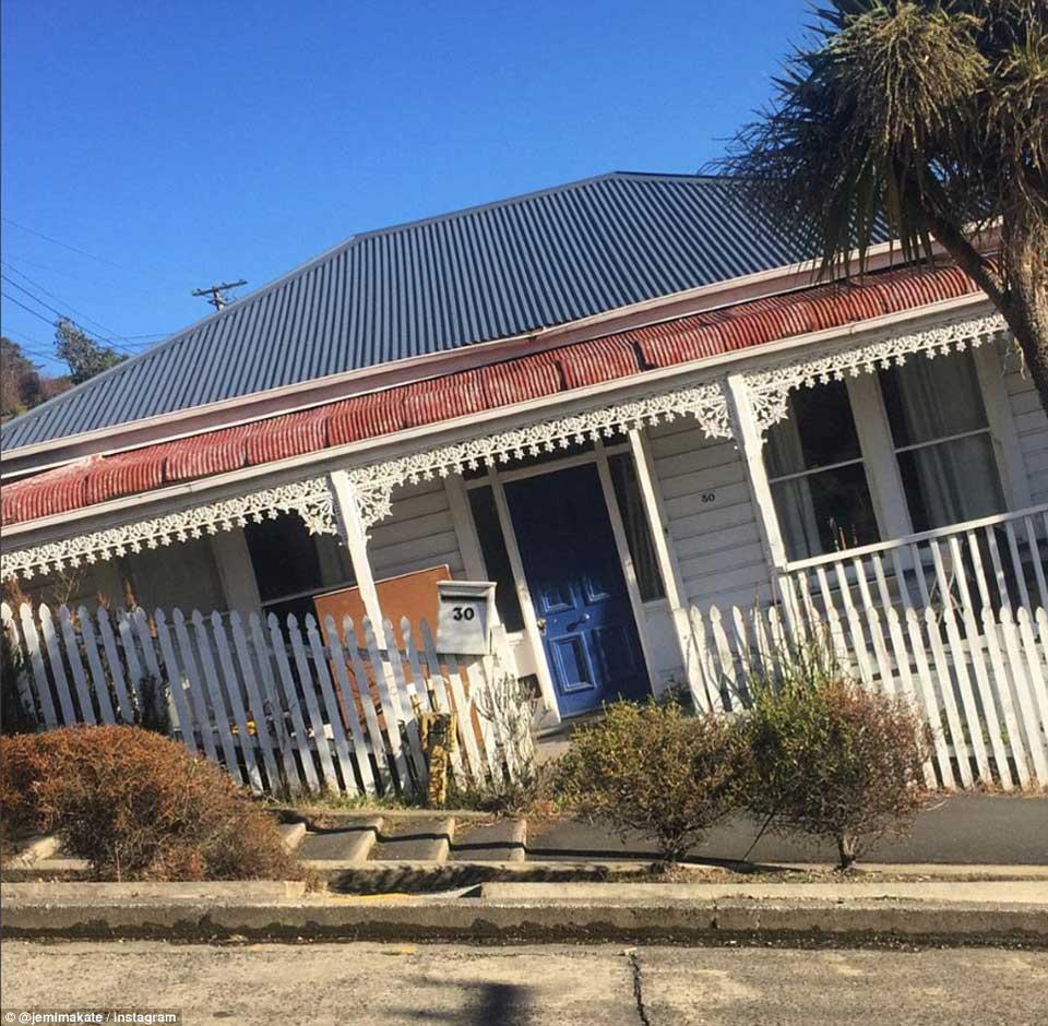 陡峭街道房屋的视错觉错误图片,看起来好惊险7
