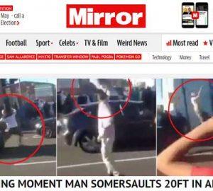 英国每日镜报