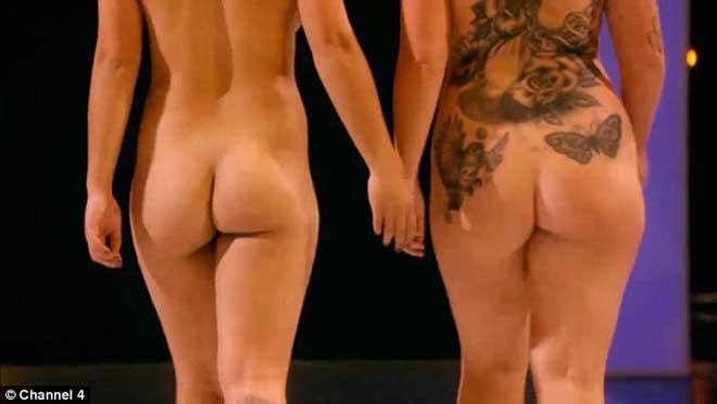 裸体约会真人秀节目