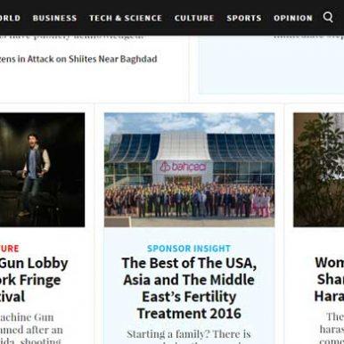 美国新闻周刊(Newsweek)网站