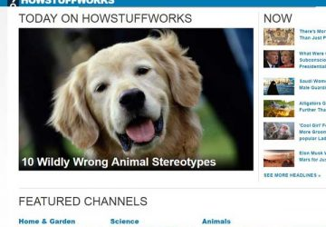 万物是如何运行的:HowStuffWorks网站