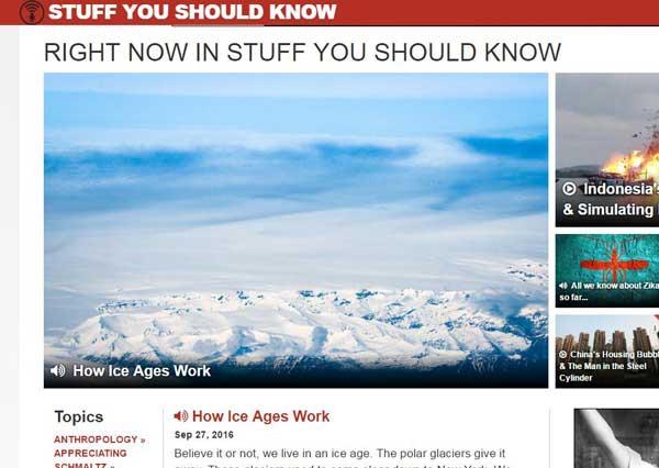 你该知道的那些事:科教和常识博客网站