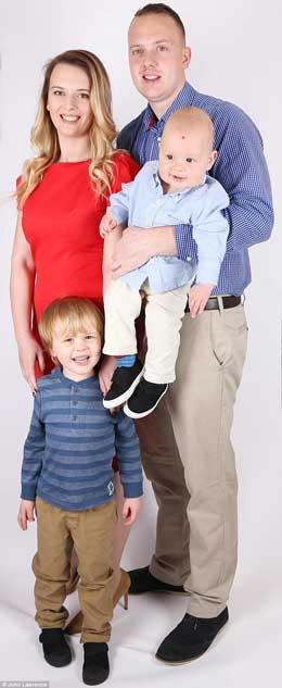 坎蒂丝的家庭
