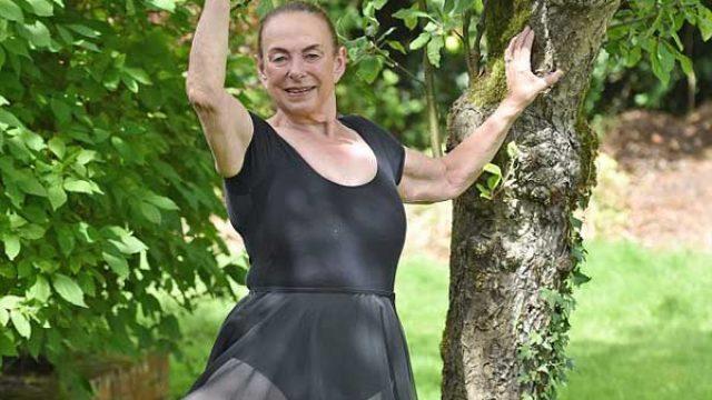 [正能量故事] 英国最老的芭蕾舞者,71岁通过芭蕾考试