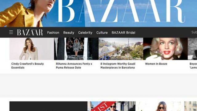 世界知名时装杂志_美国新闻网站-美国报纸杂志网站-美国新闻网站大全-SEO资源网