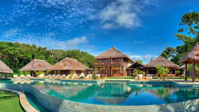 全球最美的海边度假村,惊艳到灵魂