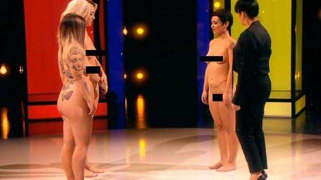 史上最低俗真人秀约会节目,约会要裸体,交友靠肉体吸引力