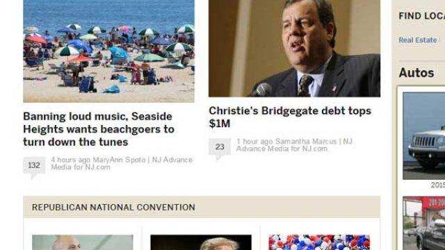 新泽西本地新闻