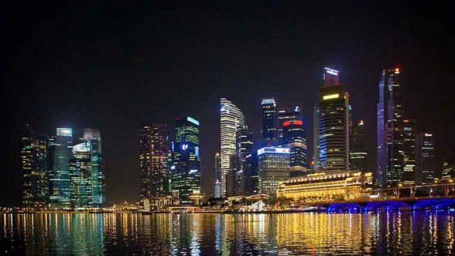 传说中的新加坡