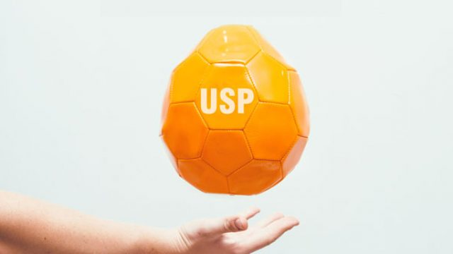 独特的销售主张USP