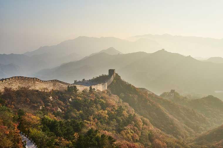 太空中可以看到的中国景观究竟是什么
