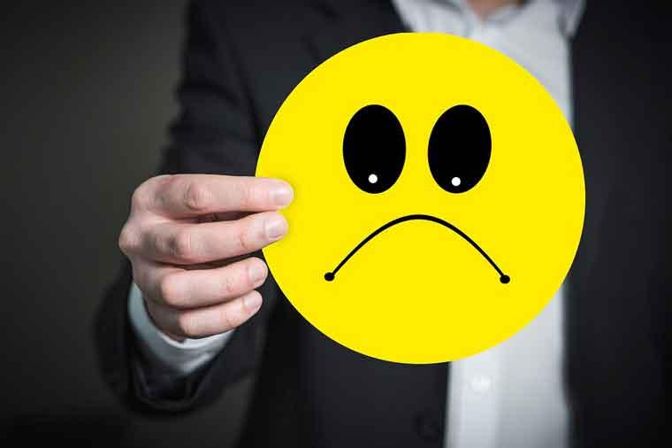 生气对人体影响大,还可能影响罩杯大小